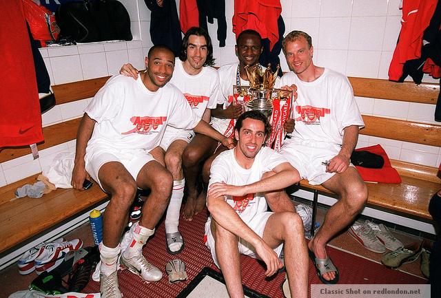 Classic Arsenal Boys