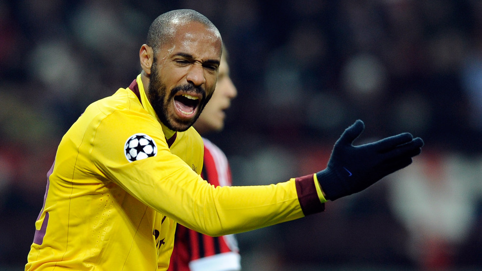 Thierry Henry bashes old club Arsenal after Leicester City game