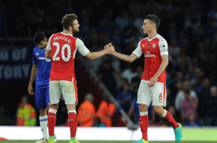 Wenger reveals why Mustafi and Bellerin have been dropped