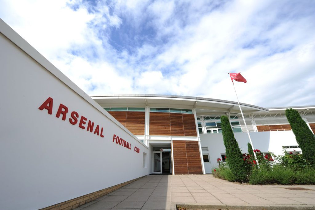 Welcome to Arsenal! Gunners agree first new signing ahead of January window