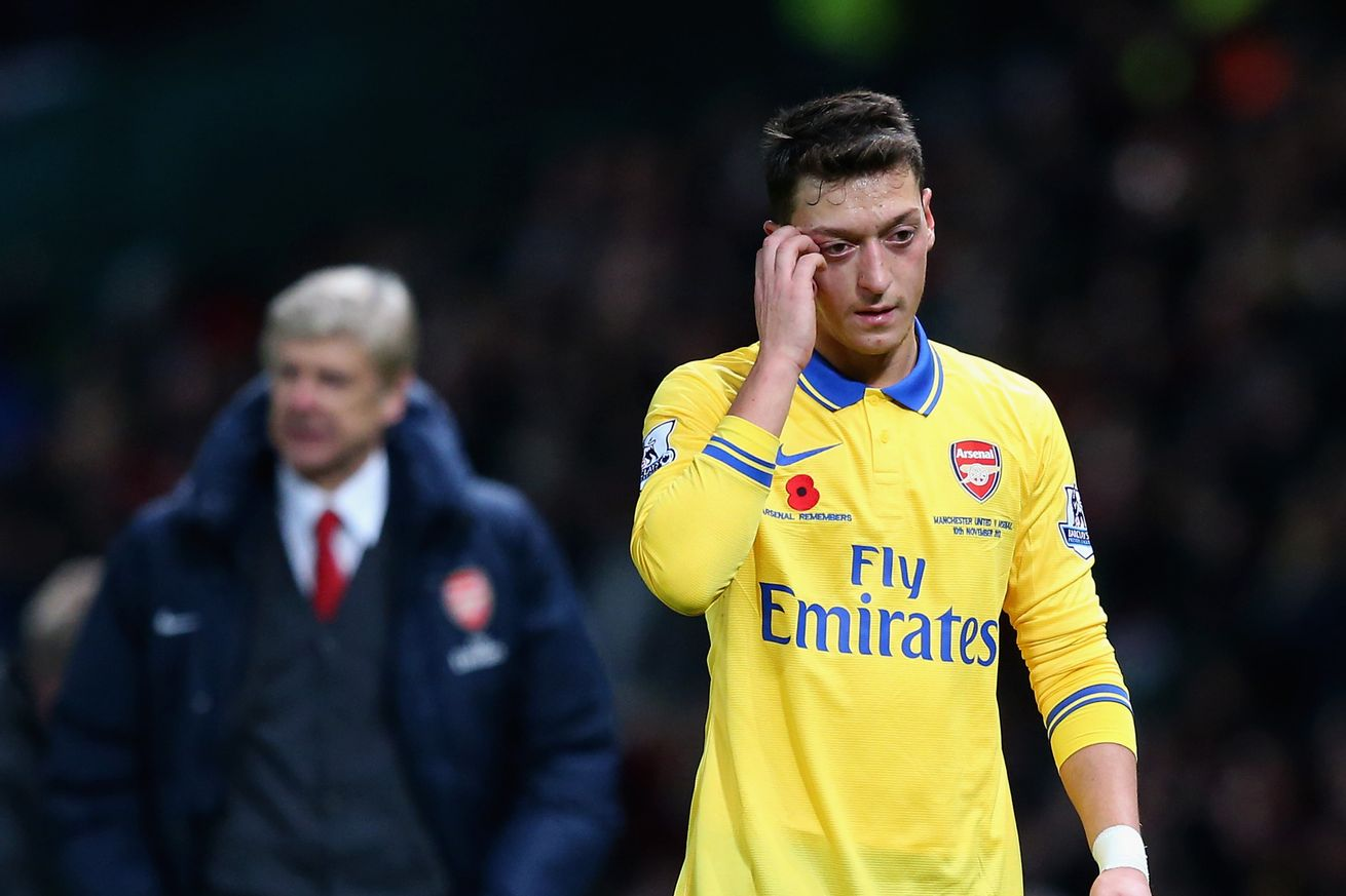 Mesut Ozil responds to bashing with new message on Twitter
