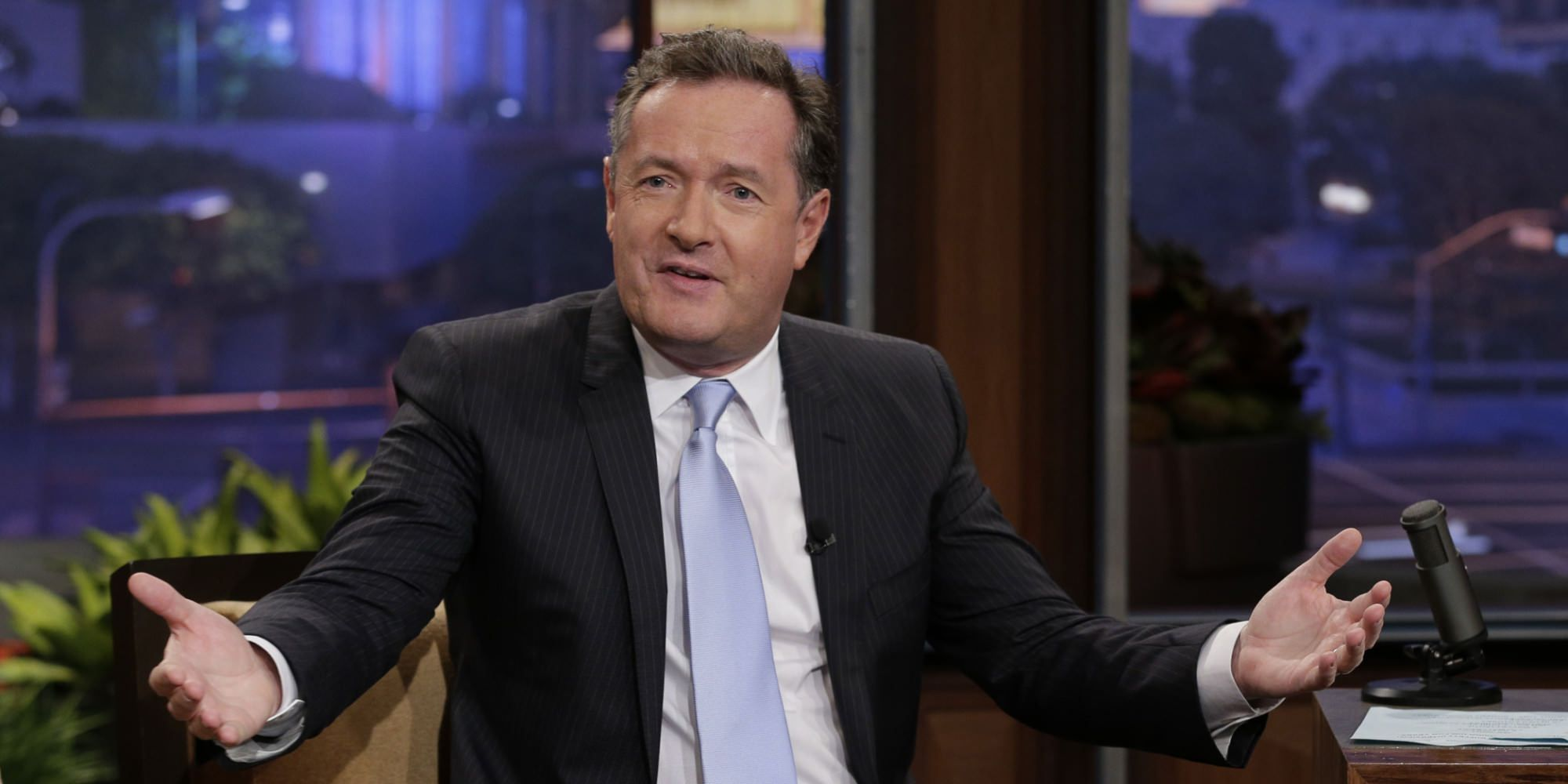 Piers Morgan reacts to 2-1 defeat to Newcastle on Sunday