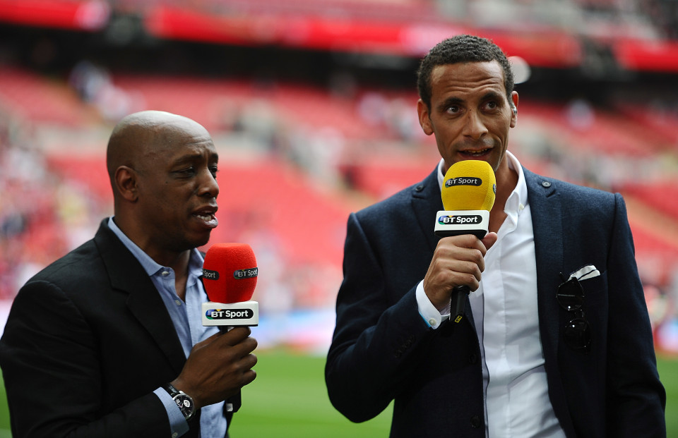 Ian Wright reacts to Arsenal star being removed from squad