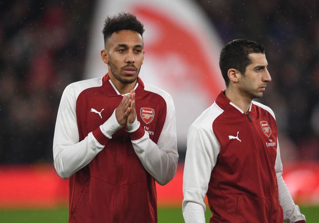 Arsenal star reacts to hearing major announcement about himself on Thursday